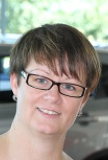 Autohaus Pietsch - Walldorf: Mitarbeiterin MELANIE KIEF, Büro und Verwaltung
